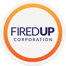 IT Support Huddersfield - fired-up-group-logo